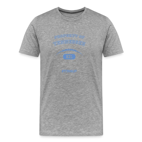 Property of Tennessee - Men's Premium T-Shirt