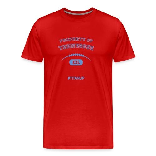 Property of Tennessee ALT - Men's Premium T-Shirt