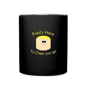 Fred's Here! - Mug - Full Color Mug