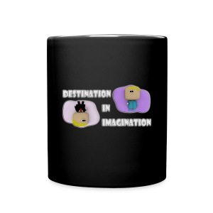Destination in Imagination - Mug - Full Color Mug