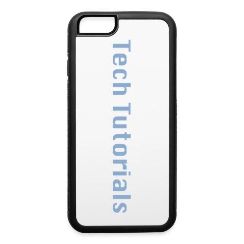 iPhone 6/6s Tech Tutorials Case - iPhone 6/6s Rubber Case