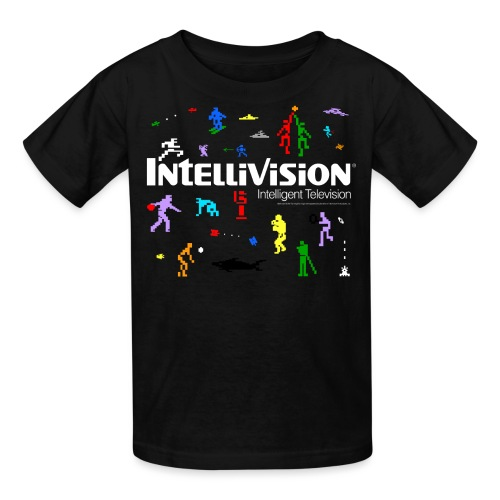 Intellivision  Kids' Shirt - Kids' T-Shirt