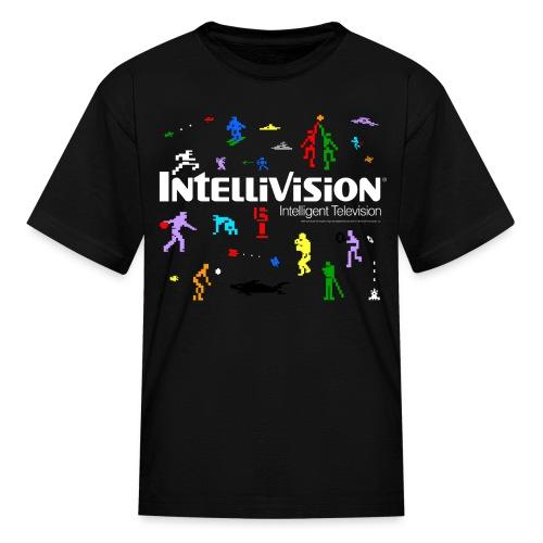 Intellivision  Kids' Shirt - Kids' T-Shirt