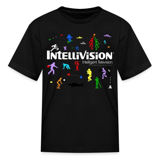 Intellivision  Kids' Shirt