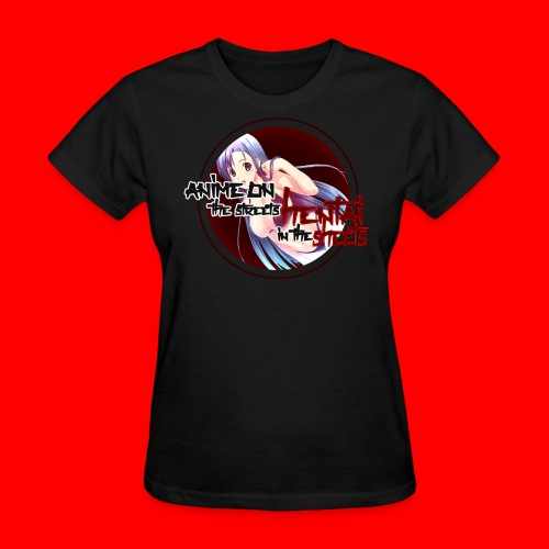 Anime Shirt - Women's T-Shirt