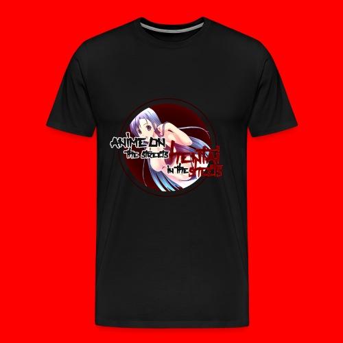 Anime Shirt - Men's Premium T-Shirt