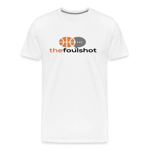 The Foul Shot Original - Men's Premium T-Shirt