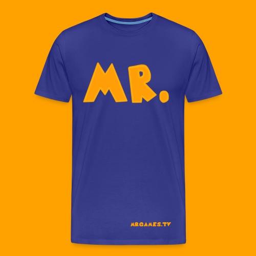 MR. T-Shirt Original (Men) - Men's Premium T-Shirt