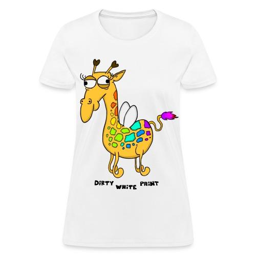 Giraffairy-Shirt Women - Women's T-Shirt