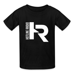 Kids Black Tee Available in Different Colors and Sizes - Kids' T-Shirt