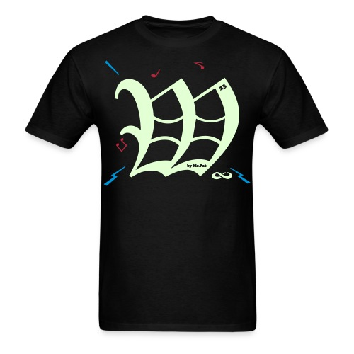 Warriors FLUO - Men's T-Shirt