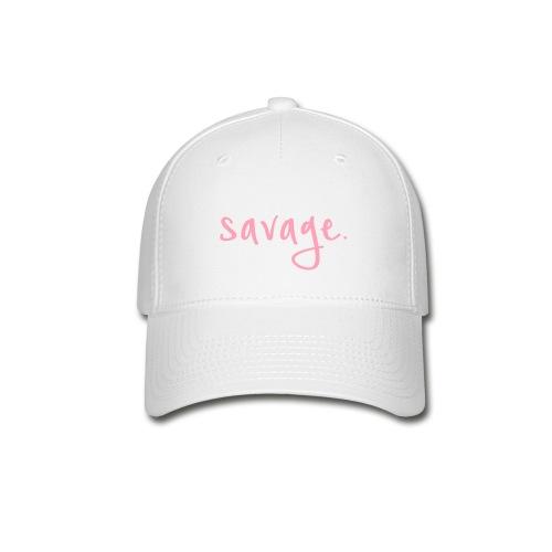 Savage Cap - Baseball Cap