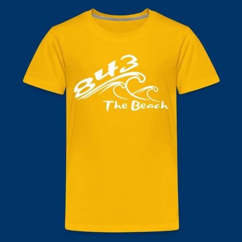 843 Wave T - Kids - Kids' Premium T-Shirt