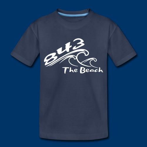 843 Wave T - Toddler - Toddler Premium T-Shirt