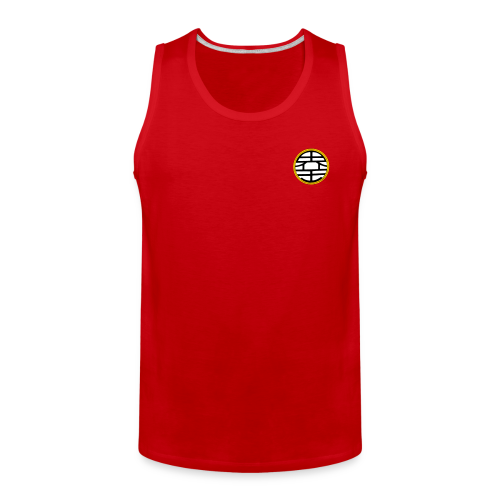 T-Shirt Nerd 1 - Men's Premium Tank