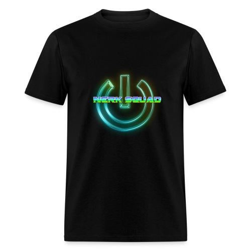 Nerk Squad Power Shirt - Men's T-Shirt
