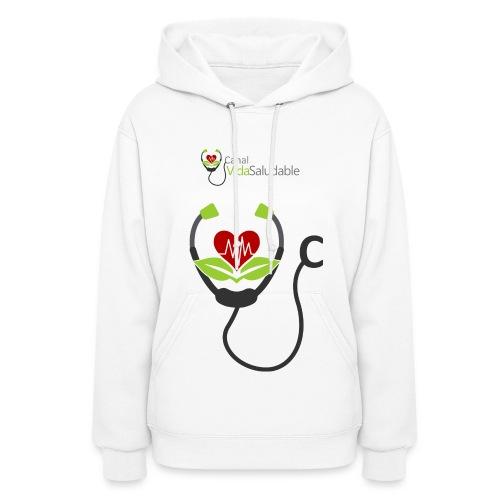 CANAL VIDA SALUDABLE: Camiseta Para Mujeres - Women's Hoodie