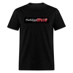 Mens ModifiedSpeed Tshirt - Men's T-Shirt