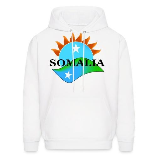 ilove somalia 2 - Men's Hoodie