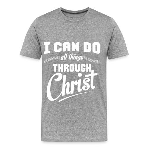 All Things - Male - Men's Premium T-Shirt