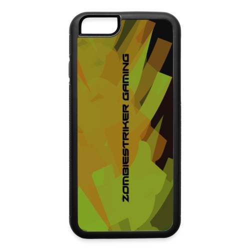 ZombieStrikerGaming iPhone 6/6s case  - iPhone 6/6s Rubber Case