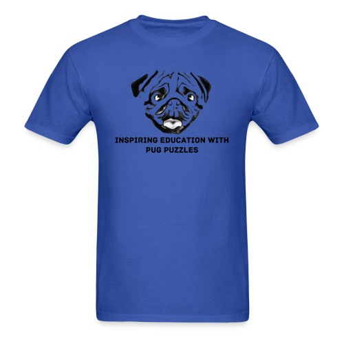 Pugs.Site Men's Shirt - Men's T-Shirt