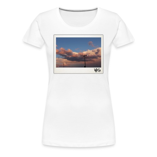 Cotton - Winnipeg Collection - Women's Tee Shirt - Women's Premium T-Shirt