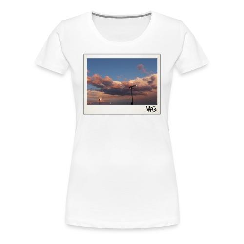 Cotton - Winnipeg Collection - Women's Tee Shirt - Women's Premium T-Shirt