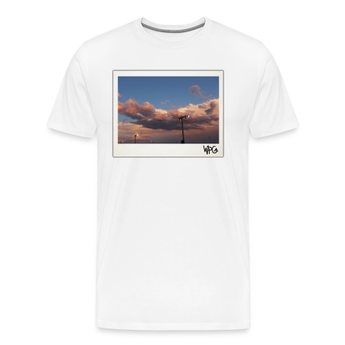 Cotton - Winnipeg Collection - Men's Tee Shirt - Men's Premium T-Shirt