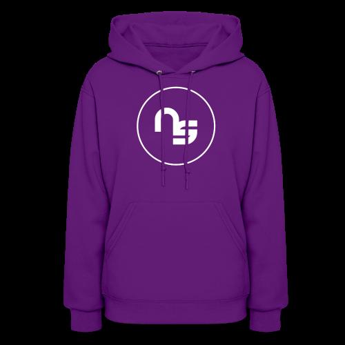NationSquid Women's Purple Hoodie - Women's Hoodie