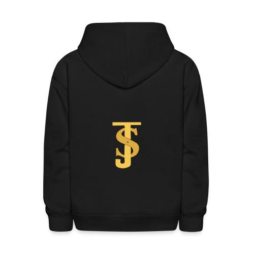 Swag Master J Sweats Shirts (Black) - Kids' Hoodie
