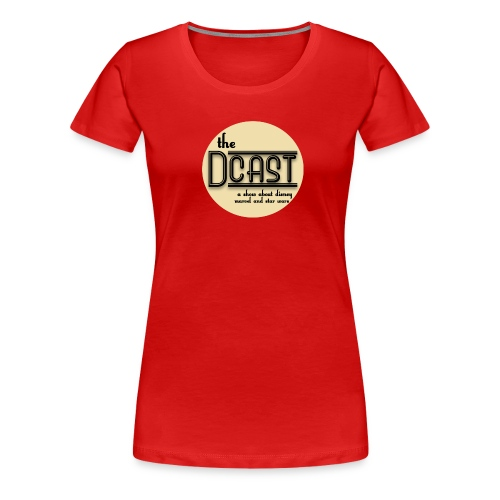 Womens New Dcast Logo Tee - Women's Premium T-Shirt