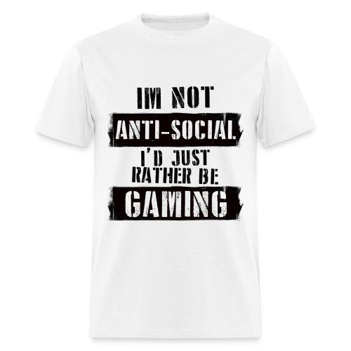 ANTI-SOCIAL - Men's T-Shirt
