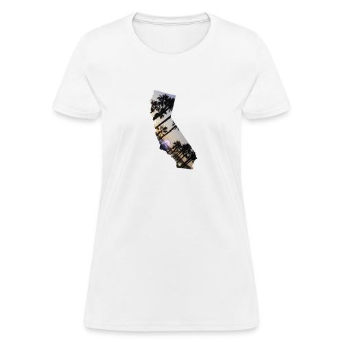 Cali Women's tee - Women's T-Shirt
