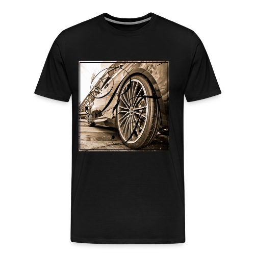 RealFresh Car - Men's Premium T-Shirt