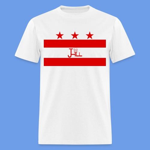 J Hill DC - Men's T-Shirt