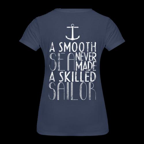 Salt Light (A Smooth Sea) - Women's Premium T-Shirt