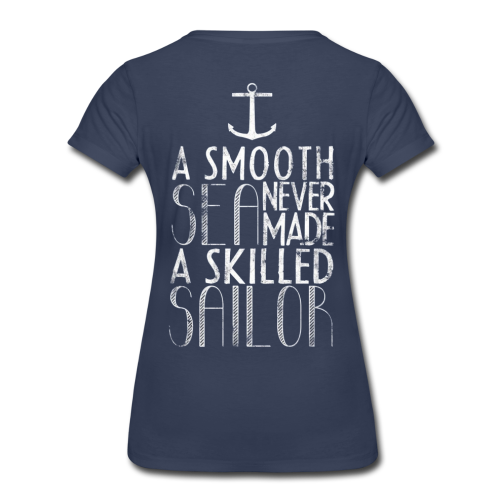 Salt Light (A Smooth Sea) - Women's Premium T-Shirt