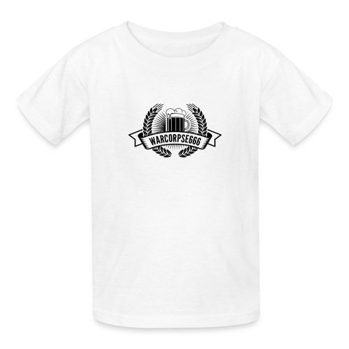 Warcorpse666 T shirt  - Kids' T-Shirt