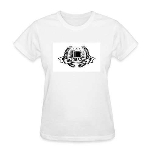 Warcorpse666 Ladies T Shirt - Women's T-Shirt