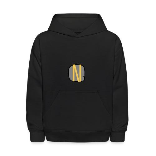 Goofy Network Sweats Shirt (Black) - Kids' Hoodie