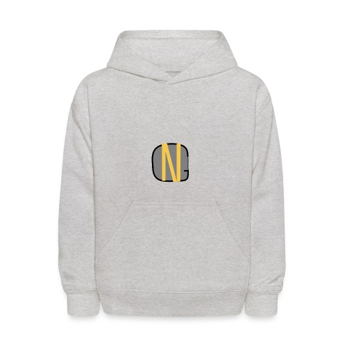 Goofy Network Sweats Shirt (Grey) - Kids' Hoodie