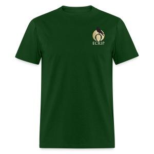 ECRIP Crew tee - Dark (Men's) - Men's T-Shirt