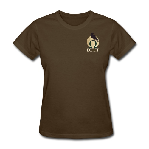 ECRIP Crew Tee Dark (Women's) - Women's T-Shirt