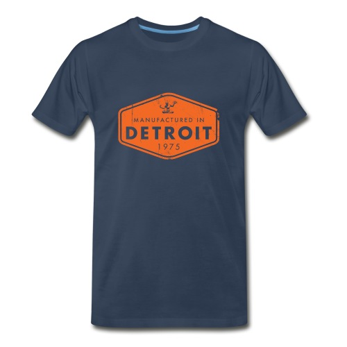 Detroit 1975 - Men's Premium T-Shirt