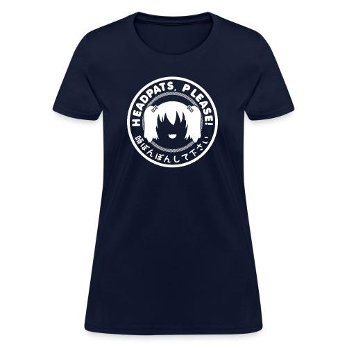 Women's Headpats, Please T-Shirt - Women's T-Shirt