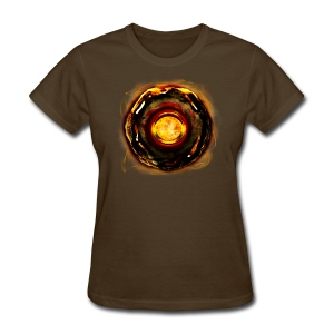 Runestone of Fire - Women's T-Shirt