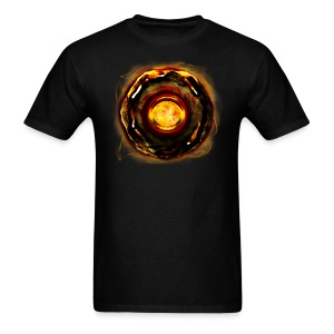 Runestone of Fire - Men's T-Shirt