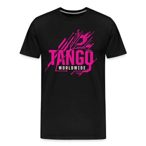 Pink Tech - Men's Premium T-Shirt