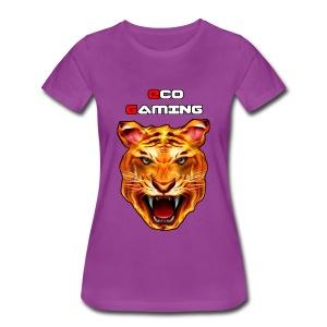 ECO TIGER WOMENS - Women's Premium T-Shirt